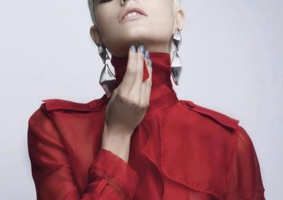 ANNA-KARIN KARLSSON x MARIE CLAIRE Indonesia .